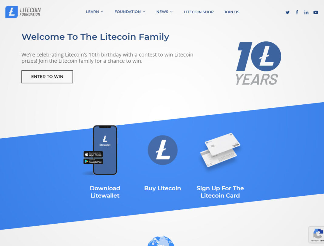 Travaillez pour Litecoin Foundation